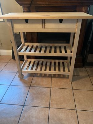 IKEA kitchen cart for Sale in Rancho Dominguez, CA