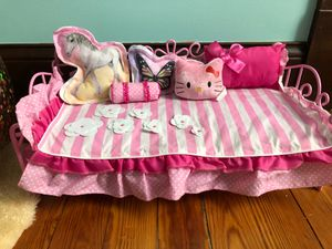American girl doll bed from target for Sale in Chicago, IL