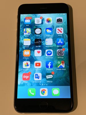 iPhone 6S+ Unlocked / Great Condition w/ Free Otterbox Case for Sale in Phoenix, AZ