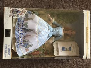 Barbie Peter Rabbit Beatrice Potter Collector Edition for Sale for sale  Port St. Lucie, FL