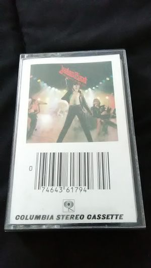 3- tape lot..queen/Judas priest/grim reaper for Sale in Auburn, IN