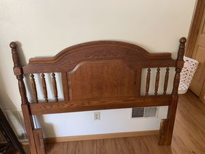 Headboard and bed frames for Sale in Mankato, MN