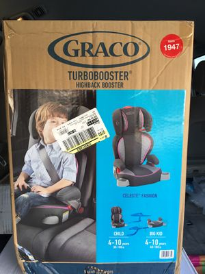 Graco booster seat for Sale in Long Beach, CA