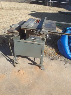Delta table saw for Sale in Bethany, OK