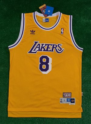 STITCHED LOS ANGELES LAKERS BASKETBALL JERSEY for Sale in Oceanside, CA