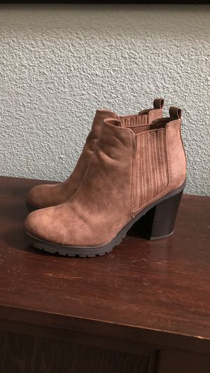 3a9a26019fc Sam Libby Boots for sale | Only 3 left at -65%