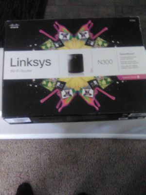 Brand new Linksys WiFi router for Sale in Denver, CO