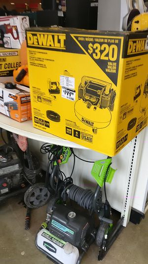 DeWalt compressor band Brad nailer for Sale in Apopka, FL