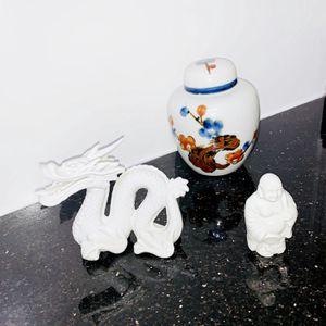 Lot of 3 Vintage Made in Japan Porcelain Bundle for Sale in Chandler, AZ