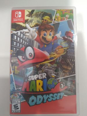 Super Mario odyssey for Sale in Brandon, FL