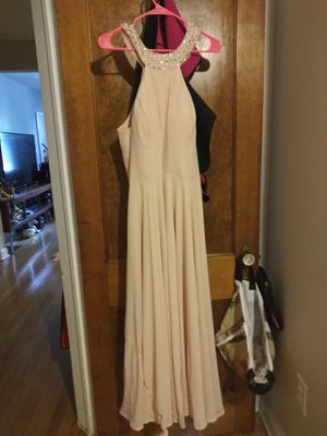 16w Pastel Pink prom dress for Sale in Washington, DC