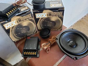 Vintage MTX Components for Sale in Irvine, CA