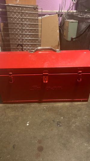 Snap on tool box only for Sale in Hayward, CA