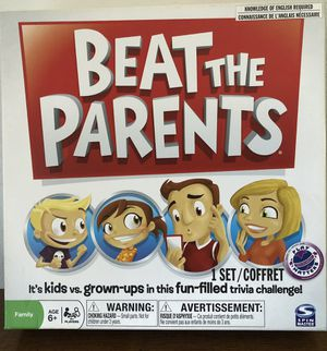 Beat the Parents - Game for Sale in Glendale, CA