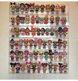 LOL Surprise Doll Organizer for Sale in Phoenix, AZ