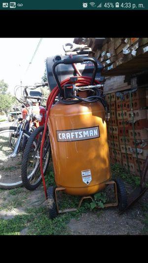 Craftsman compressor 30 gal, 150 psi for Sale in Austin, TX