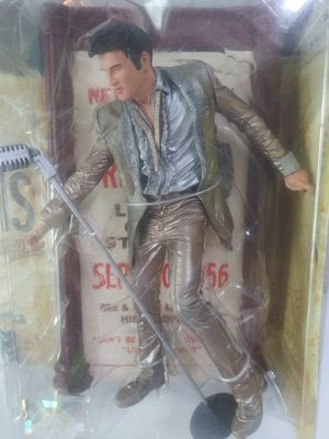 1956 Elvis Figure Toy Collection for Sale in Garland, TX