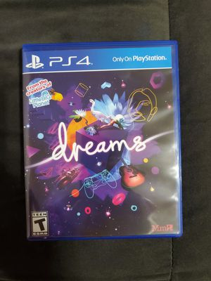 Dreams PS4 for Sale in Humble, TX