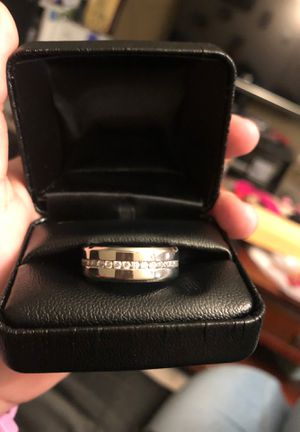 Men's wedding ring for Sale in La Habra Heights, CA
