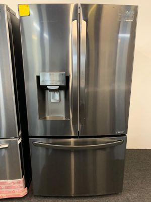 New-LG French Door Refrigerator Counter Depth for Sale in Baltimore, MD