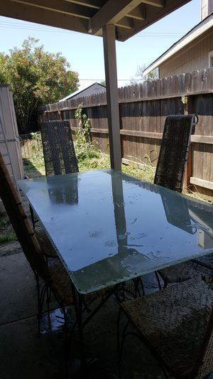 Patio furniture for Sale in Roseville, CA