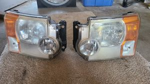 Land Rover LR3 headlight assemblies for Sale in Escondido, CA