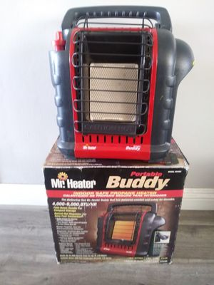 Mr. Heater Portable Bubby Propane Heater for Sale in Lawndale, CA