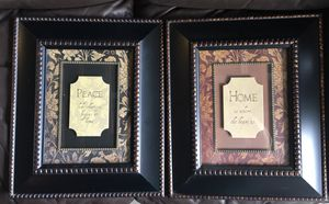 Pair of Wall Hangings with Great Sayings for Sale in Boynton Beach, FL