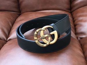 Gucci snake black belt for Sale in Los Angeles, CA