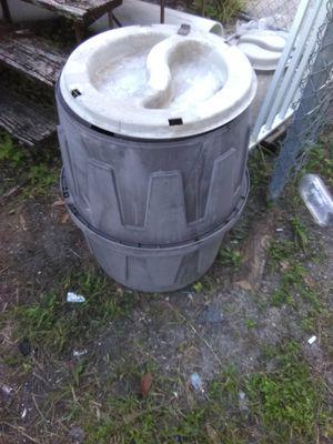 Compost barrel for Sale in Tampa, FL