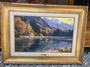 Painting by Randy Van Beek for Sale in Leavenworth, WA