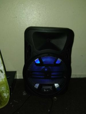 Party speaker for Sale in Los Angeles, CA