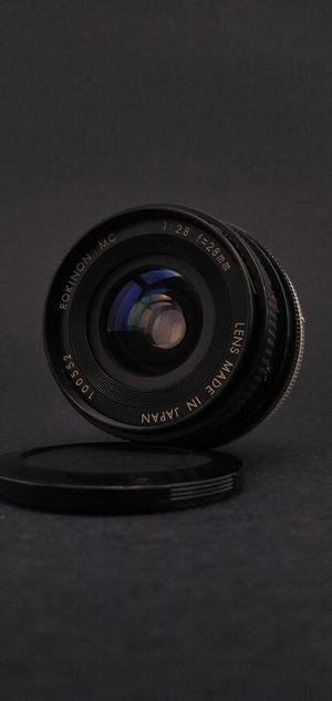 Rokinon MC 28mm 2.8 Lens for Sale in Denton, TX