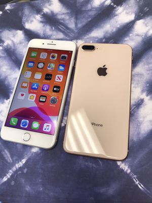 iPhone 8 Plus 64GB Unlocked Excellent Condition $389 each for Sale in Cary, NC