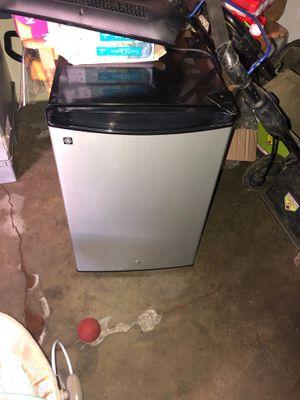 Gray Mini fridge for Sale in Norwalk, CA