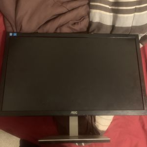 Wide screen gaming monitor for Sale in Humble, TX
