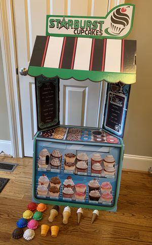 Pretend Play Cupcake and Coffee Shop for Sale in Marietta, GA