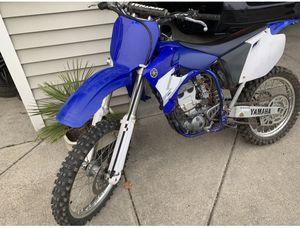 Yamaha YZ250F Dirt Bike for Sale in Vancouver, WA