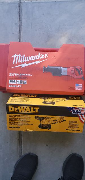 New Power Tools for Sale in Fontana, CA