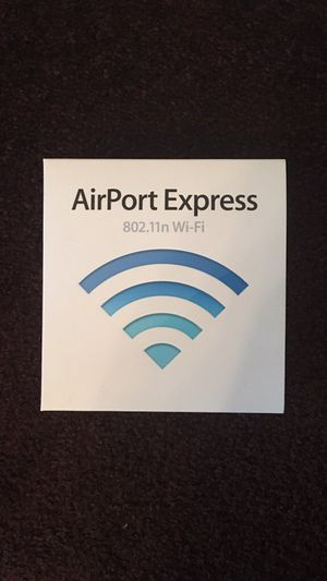 Apple AirPort Express Router for Sale in Pittsburgh, PA