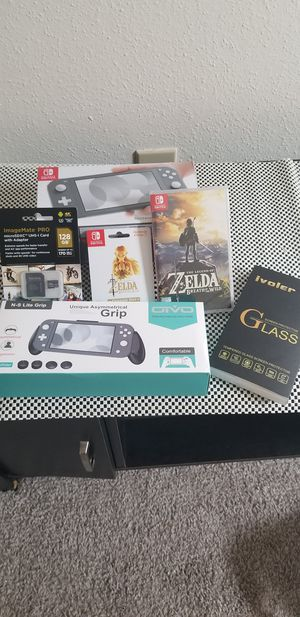 Nintendo Switch Lite Bundled Package! for Sale in TWN N CNTRY, FL