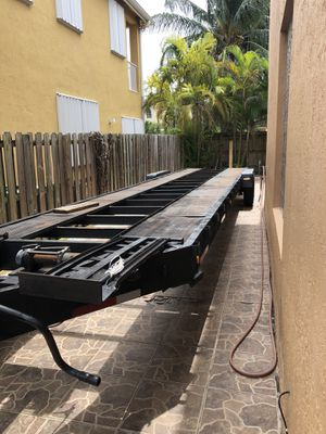Trailer 3-4 cars 2007 year for Sale in Miami, FL