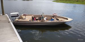 1986 bayliner 16ft bass boat for Sale in Plant City, FL