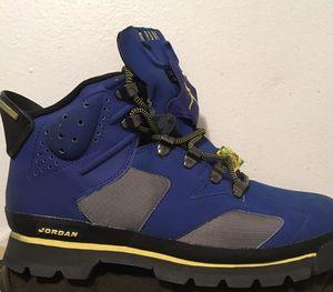 Jordan 7s Sky Blue Men's boots size 9 for Sale in Brooklyn, NY
