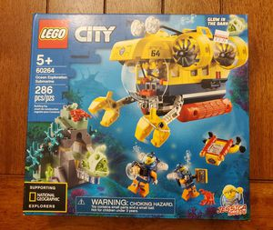 LEGO City 60264: Ocean Exploration Submarine for Sale in Lynnwood, WA