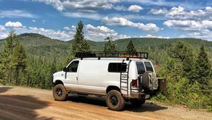 Ford e250 Quigly 4X4 Camper conversion van. for Sale in Auburn, CA