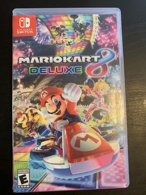 Super Mario Kart 8 for Nintendo Switch for Sale in San Diego, CA