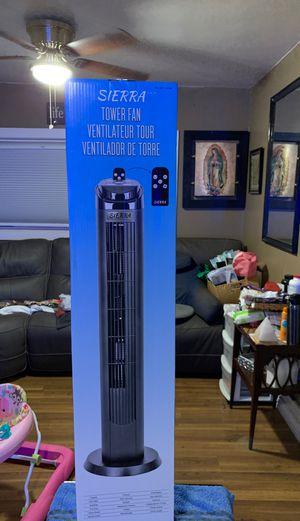 Tower fan ventilateur tour for Sale in La Habra, CA