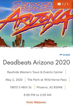 Deadbeats AZ 5/2 for Sale in Scottsdale, AZ