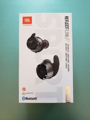 JBL Reflect Flow Wireless Earbuds for Sale in Baltimore, MD
